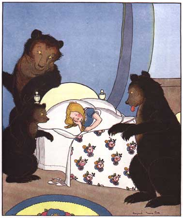 Briana&#39;s Playroom - Fairy Tales - Goldilocks and the Three Bears